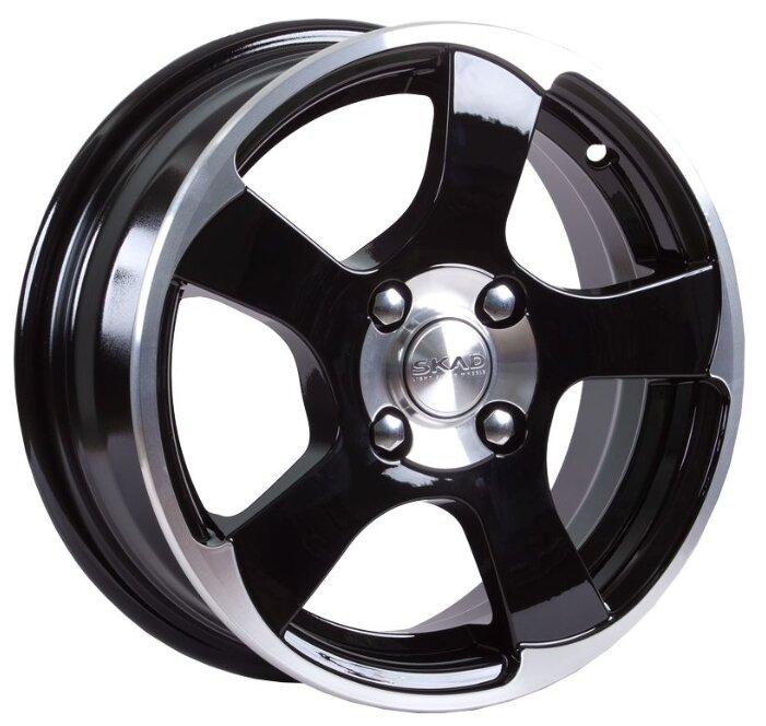 Колесный диск SKAD Акула 6x16/5x114.3 D67.1 ET46 Алмаз