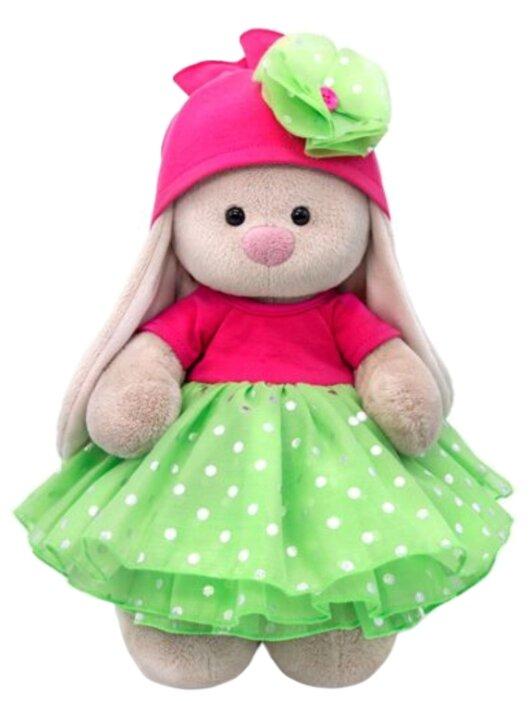Мягкая игрушка Зайка Ми в платье