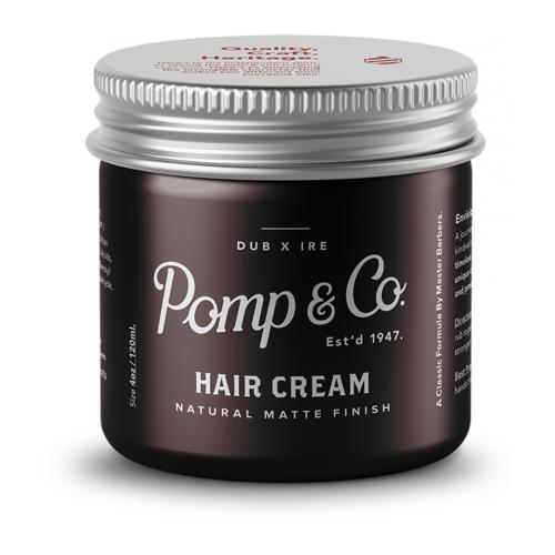 Pomp&Co Крем Hair cream, средняя фиксация, 120 г