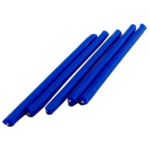 Свеча Magic-Kniga Часовая (парафиновая), синий