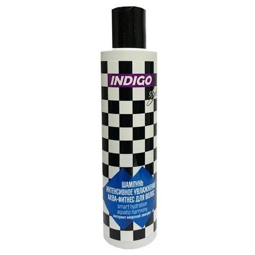 Купить Indigo Style Шампунь Интенсивное увлажнение Аква-фитнес для волос 200 мл
