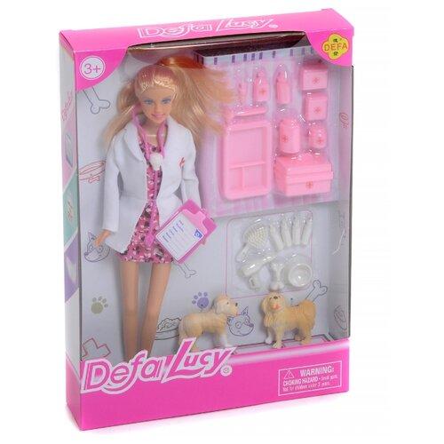 Кукла Defa Lucy Доктор-женщина 61678 кукла defa lucy русалка 8433df