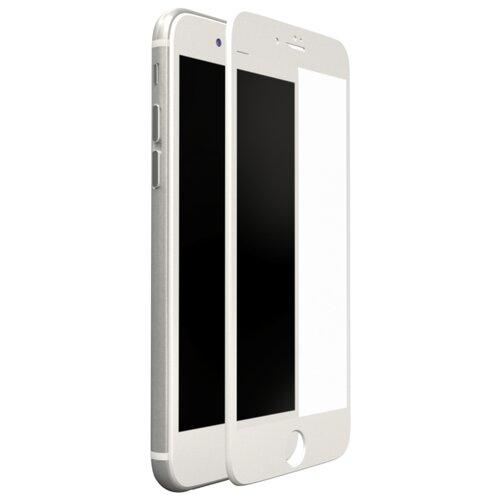 Защитное стекло uBear 3D Shield для Apple iPhone 7 Plus/8 Plus белый защитное стекло ubear 3d shield для apple iphone 7 8 белый
