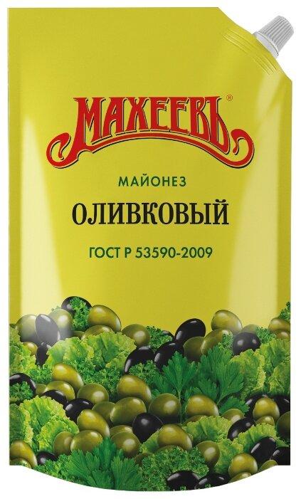 Майонез Махеевъ Оливковый 50.5%
