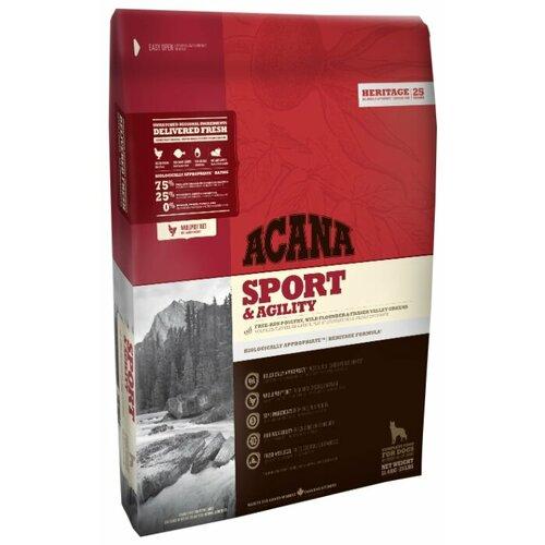 Сухой корм для собак Acana Heritage Sport & Agility для активных животных 11.4 кг acana heritage sport