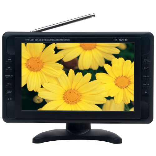 Автомобильный телевизор Eplutus EP-101T черный