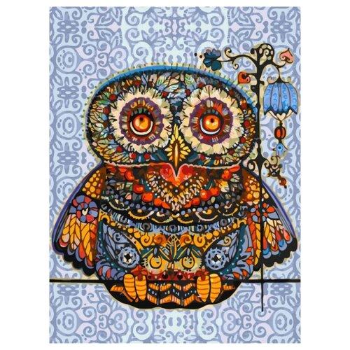 Белоснежка Картина по номерам Волшебная сова 30х40 см (006-AS) белоснежка картина по номерам отражения солнца 30х40 см 264 as