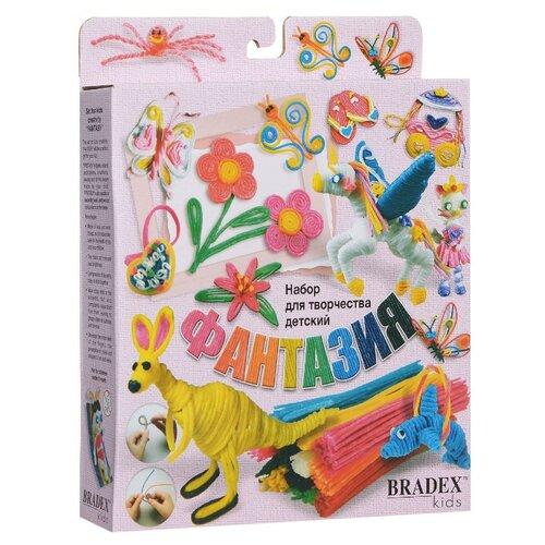 BRADEX Набор для творчества Фантазия (DE 0109), Поделки и аппликации  - купить со скидкой