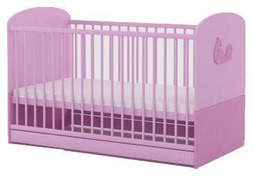 Кроватка Baggi Павлин