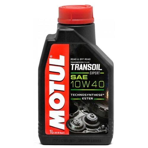 цена на Трансмиссионное масло Motul Transoil Expert 10W-40 1 л