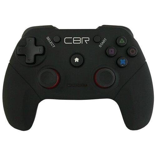 Фото - Геймпад CBR CBG 956, черный геймпад cbr cbg 905 проводной usb черный