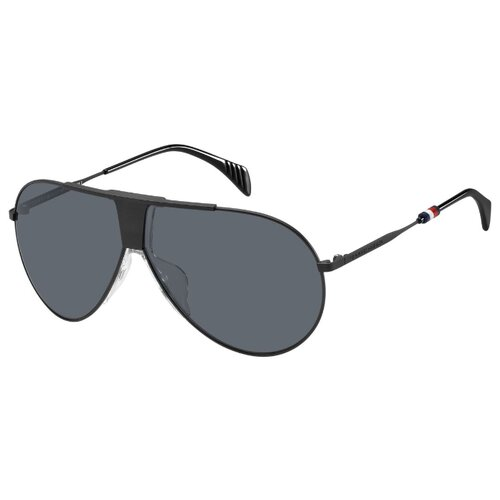Солнцезащитные очки мужские Tommy Hilfiger TH 1606/S,MTT BLACK