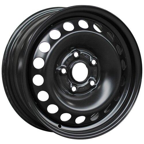 Фото - Колесный диск ТЗСК Chevrolet Aveo 6х15/5х105 D56.6 ET39, black колесный диск racing wheels h 125 6 5х15 5х105 d56 6 et39 w f p