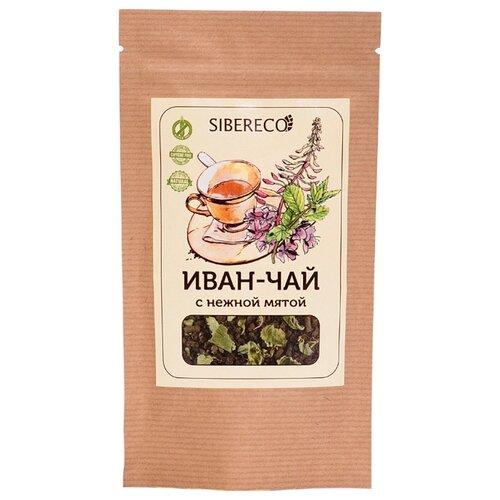 Чай травяной Sibereco Иван-чай c нежной мятой , 50 г травяной чай цветущий луг новинка 50 г