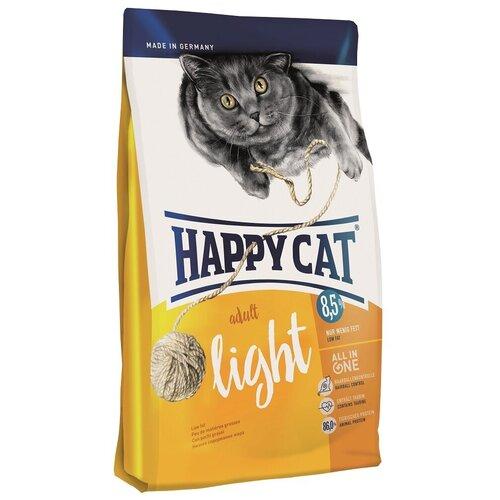 Сухой корм для кошек Happy Cat Supreme, профилактика избыточного веса 4 кг