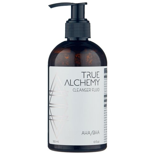 Levrana флюид для умывания True Alchemy Cleanser Fluid AHA/BHA, 300 мл недорого