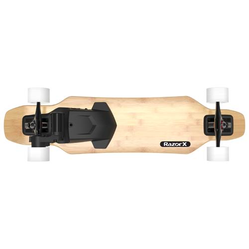 Электроскейт Razor RazorX Longboard чёрный