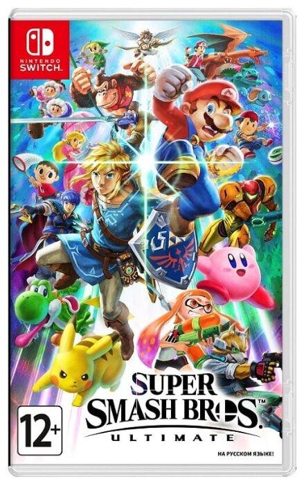 Super Smash Bros. Ultimate фото 1