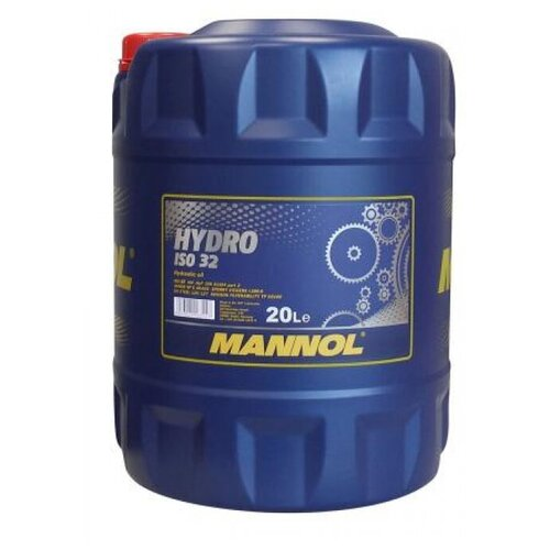Гидравлическое масло Mannol Hydro ISO 32 20 л