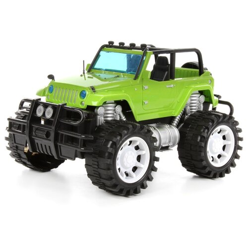 Монстр-трак Veld Co 88513 1:16 26 см зеленый цена 2017