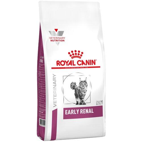 Сухой корм для кошек Royal Canin Renal, при проблемах с почками 400 г royal canin royal canin early renal корм сухой полнорационный диетический для взрослых кошек 400 г