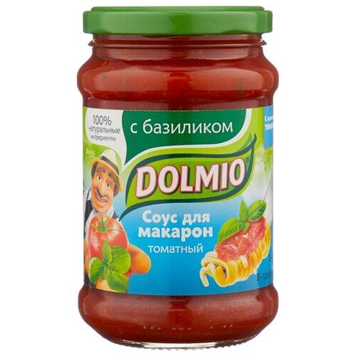 Соус Dolmio Для макарон с базиликом, 350 г