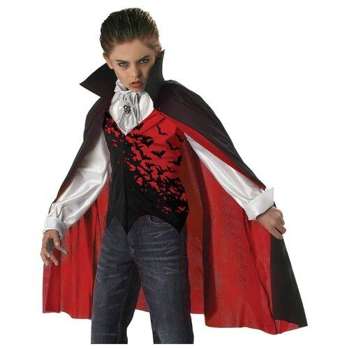 Купить Костюм California Costumes Повелитель тьмы 00227, черный/красный/белый, размер XL (12-14 лет), Карнавальные костюмы
