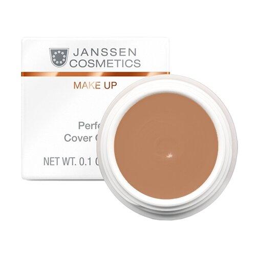 Janssen Cosmetics Тональный крем Perfect Cover Cream, 5 мл, оттенок: 5 недорого