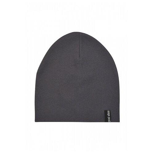 Шапка Oldos размер 54-56, светло-серый шапка ignite цвет серый 018 hiphop stripe размер 54 56