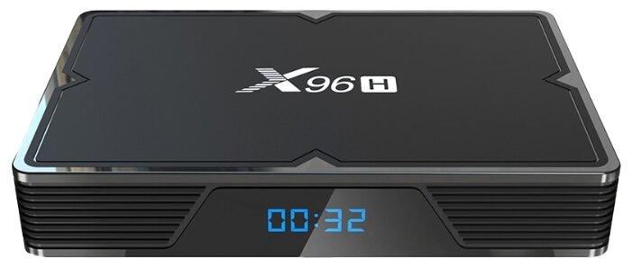 Медиаплеер Booox X96H 4/64 Гб фото 1