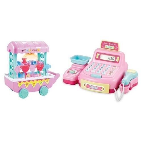 Купить Магазин Наша игрушка (883A), Играем в магазин