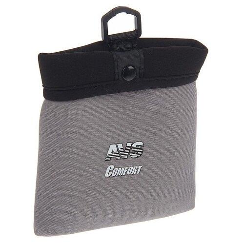 Держатель-мешочек AVS MP-888 серый