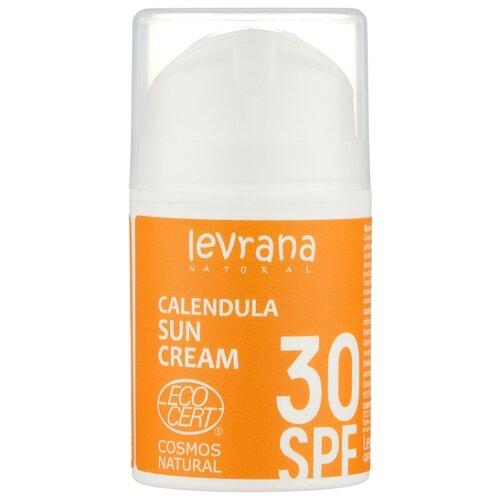 Levrana Солнцезащитный крем Календула SPF 30 50 мл