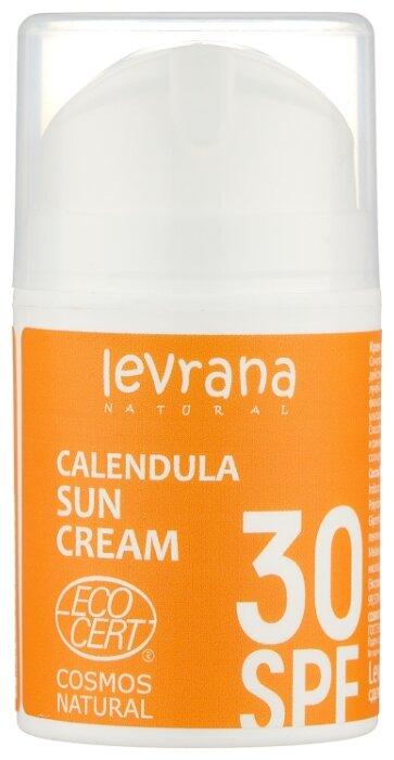 Levrana Солнцезащитный крем Календула SPF 30