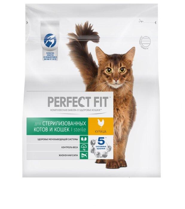 Корм для стерилизованных кошек Perfect Fit