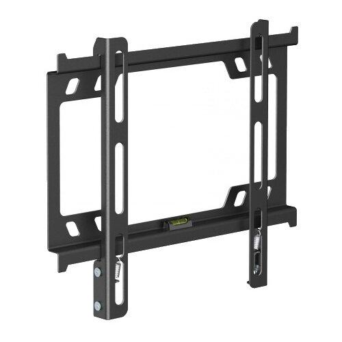 Фото - Кронштейн на стену Holder LCD-F2617 черный кронштейн на стену holder lcd 5520 белый