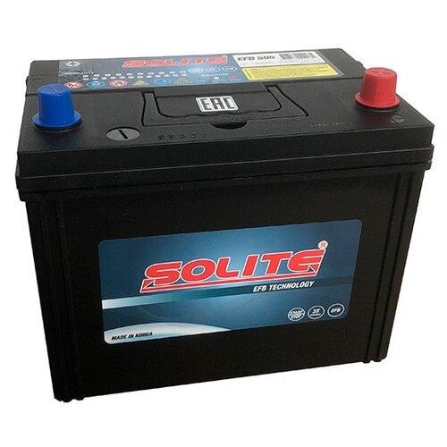 Автомобильный аккумулятор Solite EFB S95.