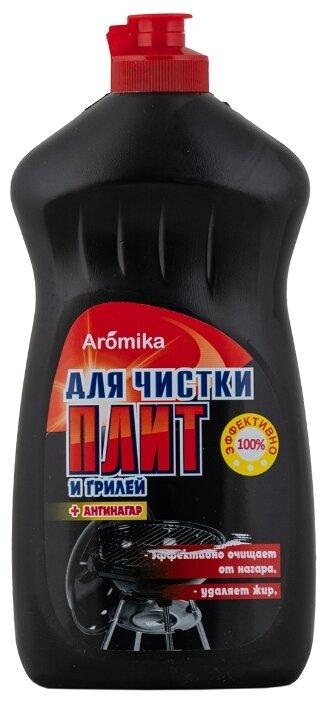 """Купить Средство """"STOP-пригар"""" + АНТИНАГАР для ЧИСТКИ ПЛИТ И ГРИЛЕЙ, 500 мл по низкой цене с доставкой из Яндекс.Маркета (бывший Беру)"""