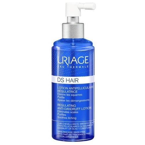 Uriage Успокаивающий лосьон для кожи головы D.S., 100 мл урьяж мицеллярная вода очищающая для кожи склонной к покраснению 250 мл uriage гигиена uriage
