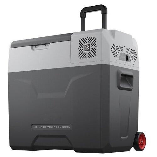 Автомобильный холодильник Alpicool CX50-S серый