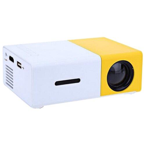 Фото - Карманный проектор Unic YG-300A желтый проектор unic t300 black