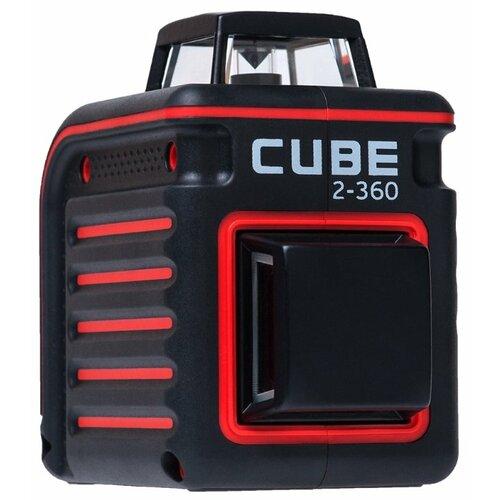 Лазерный уровень самовыравнивающийся ADA instruments CUBE 2-360 Home Edition (А00448) лазерный уровень самовыравнивающийся ada instruments cube 3d home edition а00383