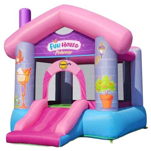 цена на Надувной комплекс Happy Hop Веселый дом Принцессы 9215P