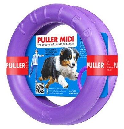 Кольцо для собак Puller Тренировочный снаряд Миди 2 шт (6488)