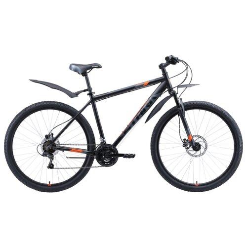 """Горный (MTB) велосипед STARK Tank 29.1 HD (2020) черный/серый/оранжевый 20"""" (требует финальной сборки)"""