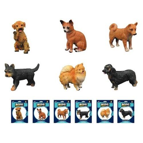 Фигурка Наша Игрушка Собака (200247835) фигурка наша игрушка динозавр 66005