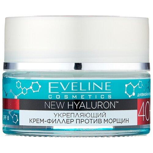 Крем Eveline Cosmetics New Hyaluron 40+ 50 мл new line cosmetics