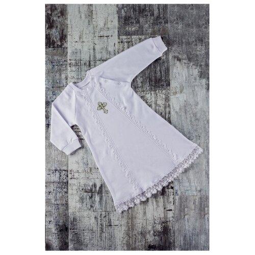 Рубашка ALENA размер 62-68, белый