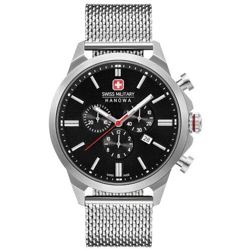 Наручные часы Swiss Military Hanowa 06-3332.04.007 наручные часы swiss military hanowa наручные часы