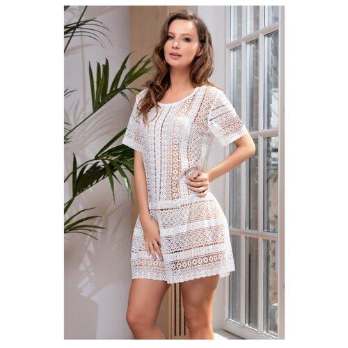 Пляжная туника MIA-AMORE Jamaica 6644 размер XS белый платье mia amore lilia размер xs белый